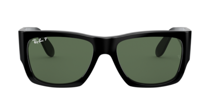 Ray-Ban Nomad - 'Black Polarized'