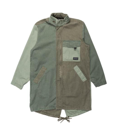 Publish Dixon Jacket - 'Olive'
