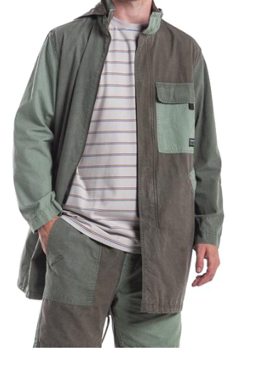 Load image into Gallery viewer, Publish Dixon Jacket - 'Olive'