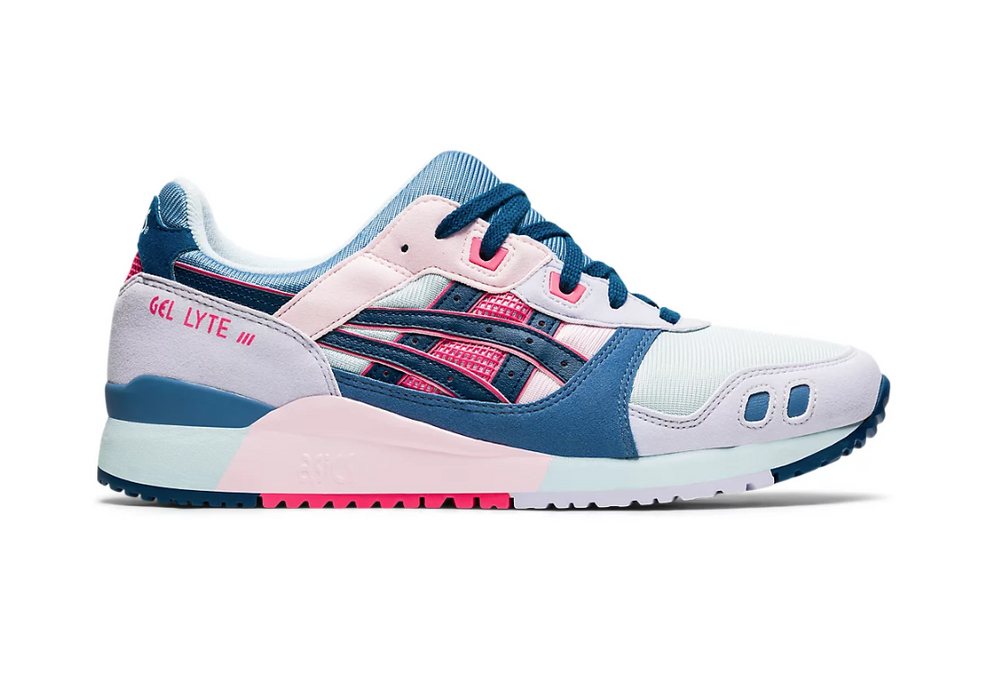 Asics Gel Lyte 3 - 'Aqua Angel / Mako Blue'