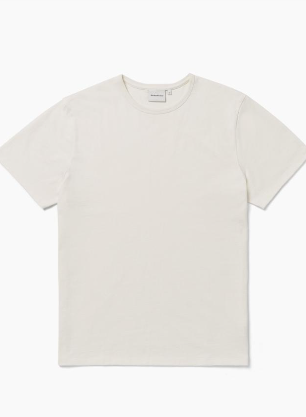 Load image into Gallery viewer, Richer Poorer Weighted Tee - 'Bone'