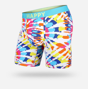 Load image into Gallery viewer, BN3TH Boxer Brief - 'Tie Dye Happy'