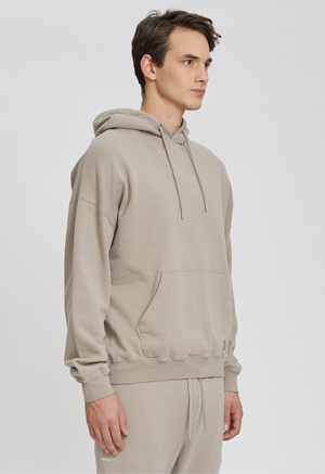 Load image into Gallery viewer, Kuwalla - Vintage Washed Hoodie 'Taupe'