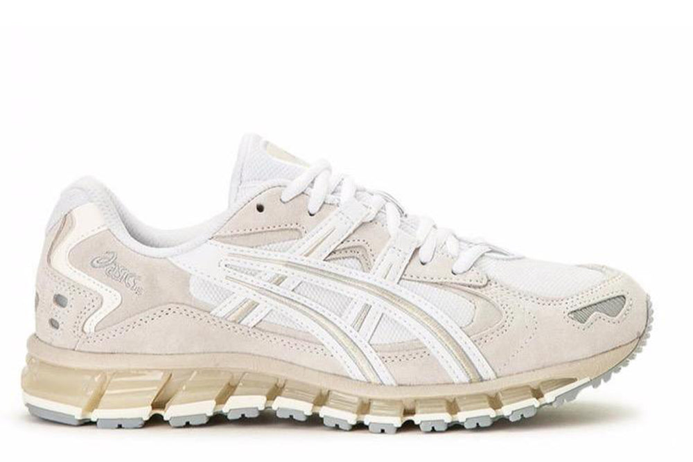 Load image into Gallery viewer, ASICS GEL KAYANO 5 360 - 'White / Cream'