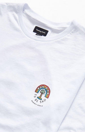 Load image into Gallery viewer, Barney Cools Rad Tee - 'White'
