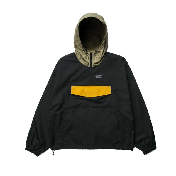 Publish - DISS ANORAK - 'Black / Gold