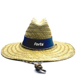 Load image into Gallery viewer, FORTS - Woven Beach Hat