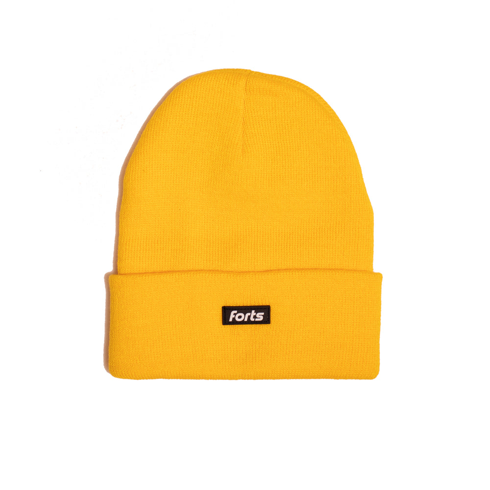 Load image into Gallery viewer, FORTS Beanie - 'Gold'