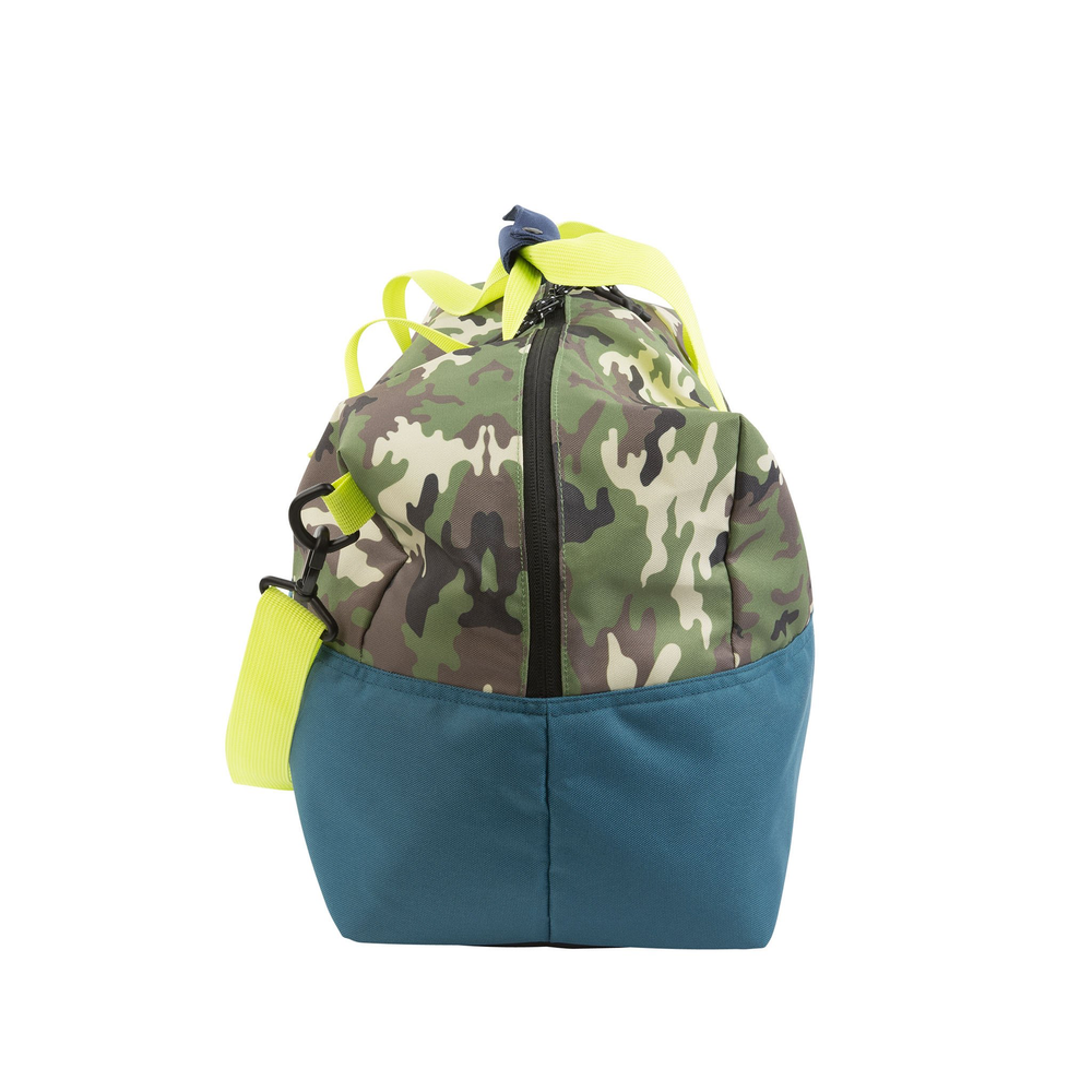 Load image into Gallery viewer, HEX ASPECT DUFFEL - 'CAMO/BLUE'