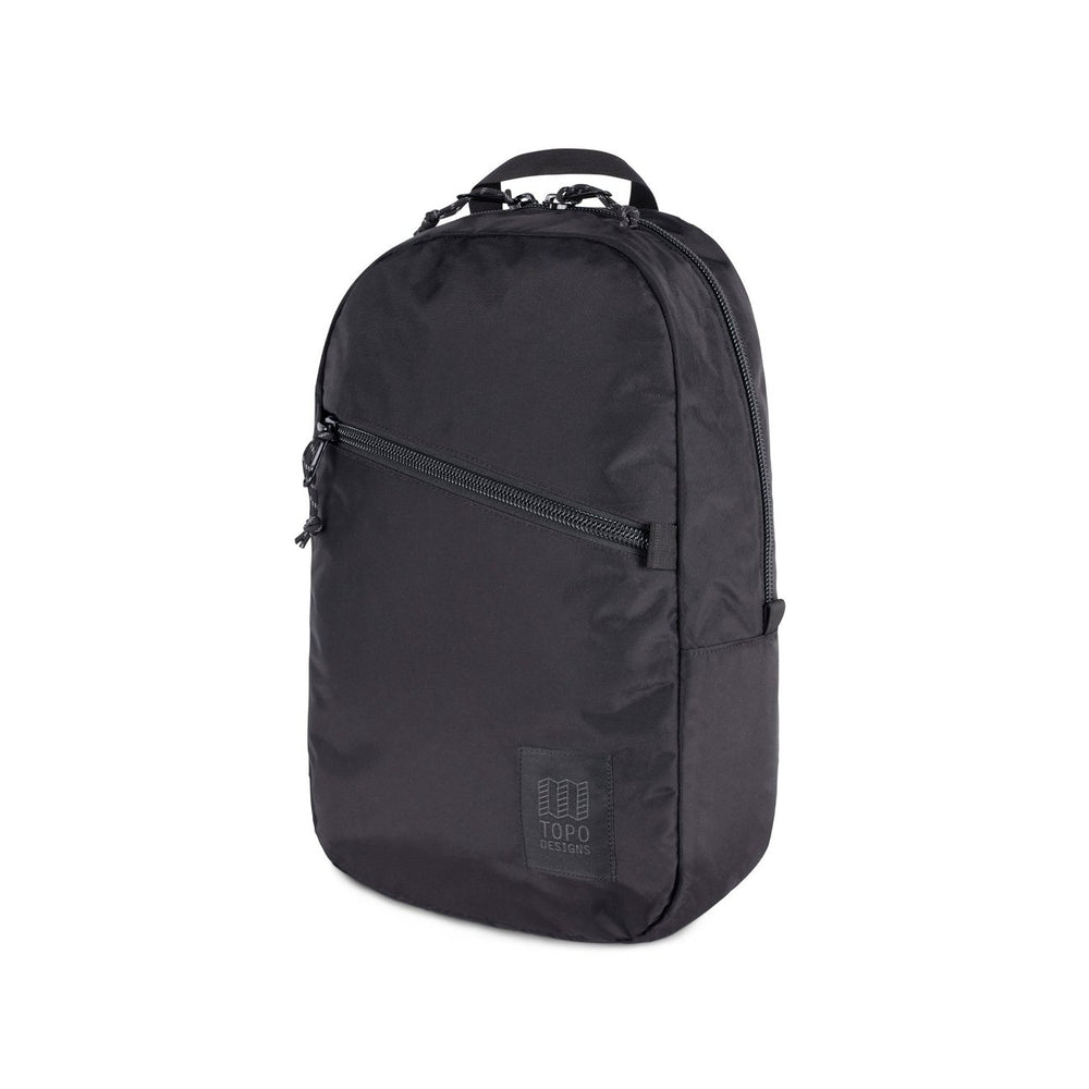 Topo Designs Light Pack - 'Black/Black'