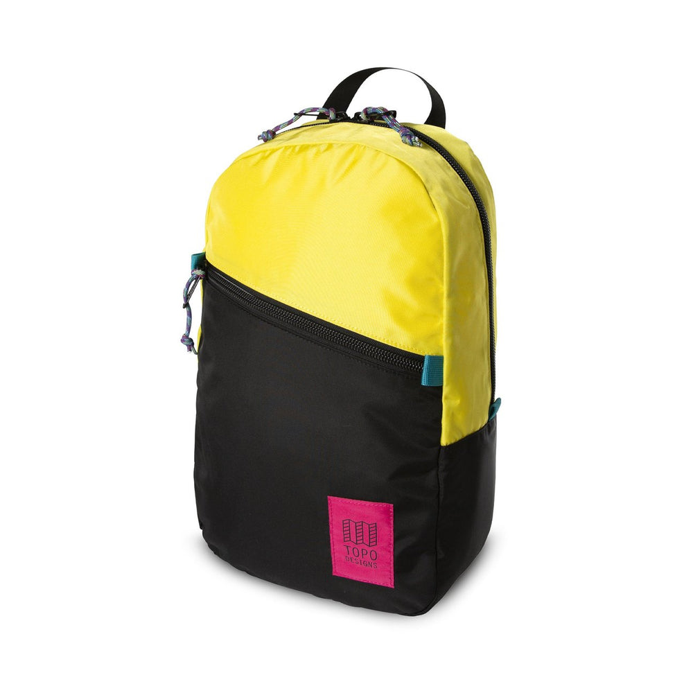 Topo Designs Light Pack - 'Yellow/Black'