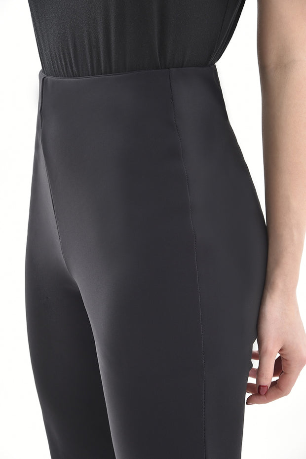 Black custom fitted trousers for women .Each style with a completely different fit .