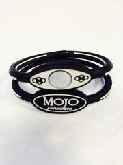 "Mojo Advantage Single 6"" - Black / White"