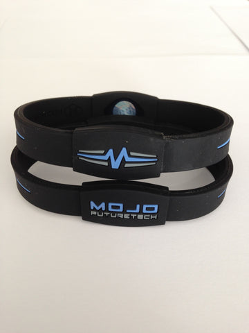 "Mojo Advantage Elite 7"" - Black / Blue"
