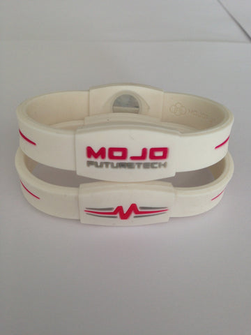"Mojo Advantage Elite 7"" - White / Pink"