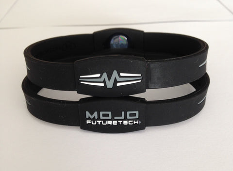 "Mojo Advantage Elite 9"" - Black / Grey"