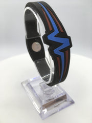 "Mojo Advantage Raptor 7"" - Black / blue / Red"