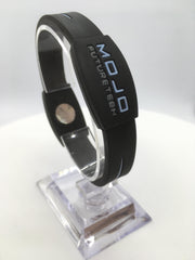"MOJO wristband 7"" Elite Black and Blue"