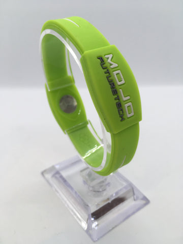 "Mojo Advantage Elite 7"" - Lime / White"