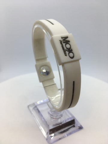 "Mojo Advantage Max 8"" - White / Grey"