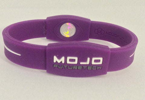 "Mojo Advantage Elite 8"" - Purple / White"