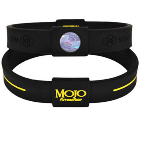 "Mojo Advantage Max 8"" - Black / Yellow"