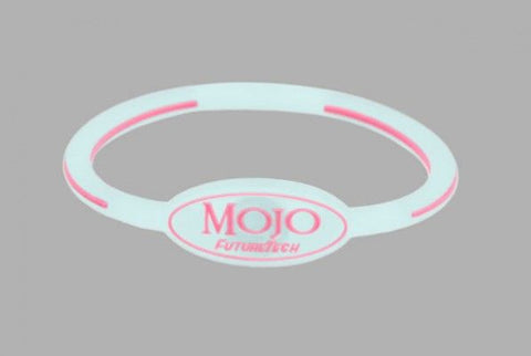 "Mojo Advantage Single 7"" - Clear / Pink"