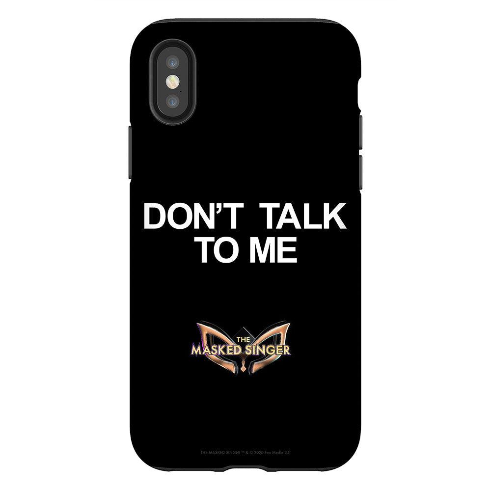 The Masked Singer Don't Talk To Me Phone Case