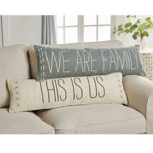 This is Us Long Pillow