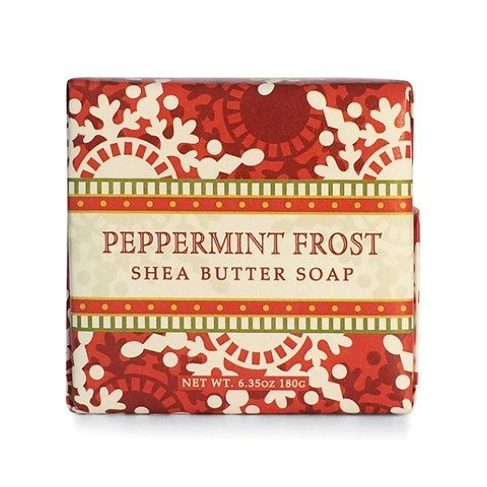 Peppermint - Wrap Soap