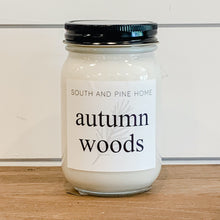 Load image into Gallery viewer, Autumn Woods - Signature Large Candle