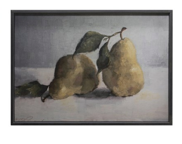 Metal Framed Pears