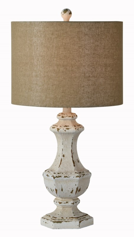 Chip Table Lamps - Set of 2