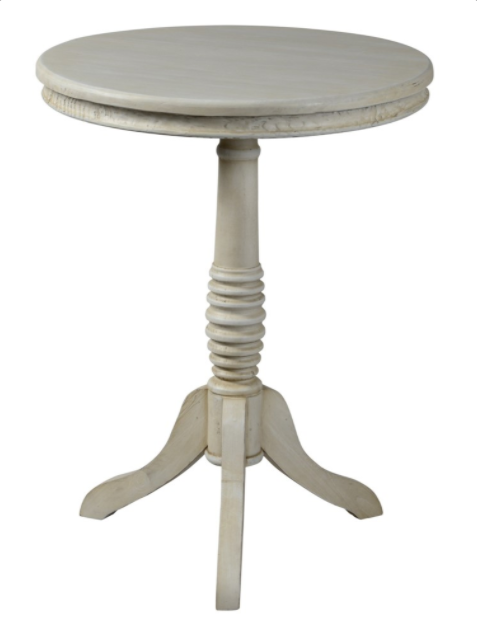 Ada Side Table - Cream