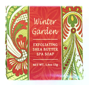 Winter Garden - Wrap Soap
