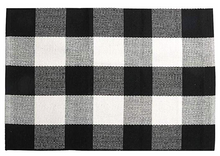 Load image into Gallery viewer, Buffalo Plaid Doormat