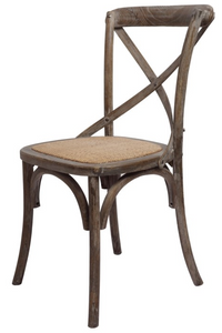 X-Back Chair - Brown