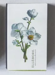 Flower Printed Matchbox