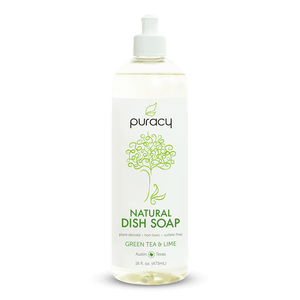 Green Tea & Lime - Dish Soap 16oz