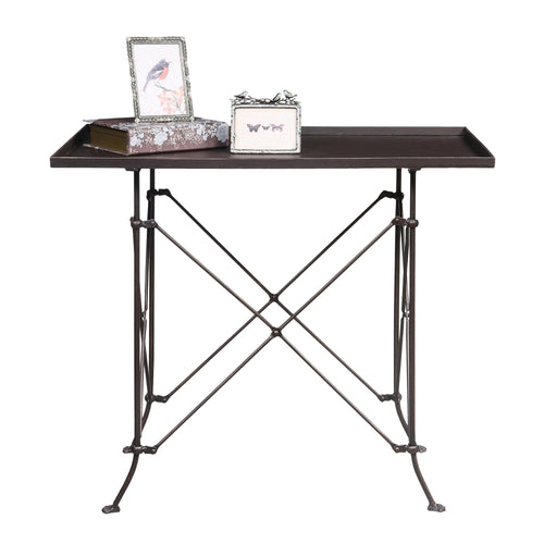 Large Rectangle Metal Table