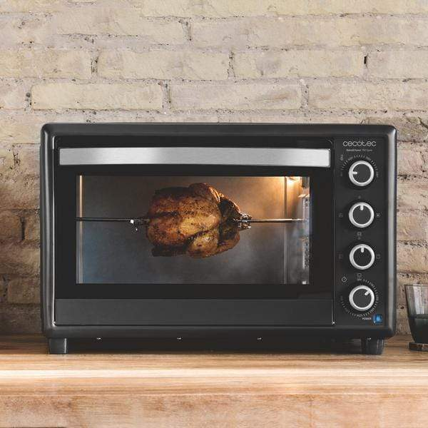 Four à convection Cecotec Bake'n Toast Gyro 1500 W Facade