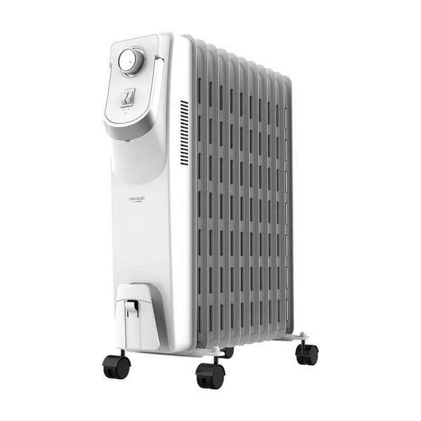 Radiateur à Huile (11 modules) Cecotec Ready Warm 5850 Space 360º 2500W Blanc V1704509