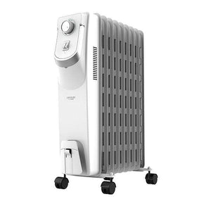 Radiateur à Huile (9 modules) Cecotec Ready Warm 5800 Space 360º 2000W Blanc V1704508