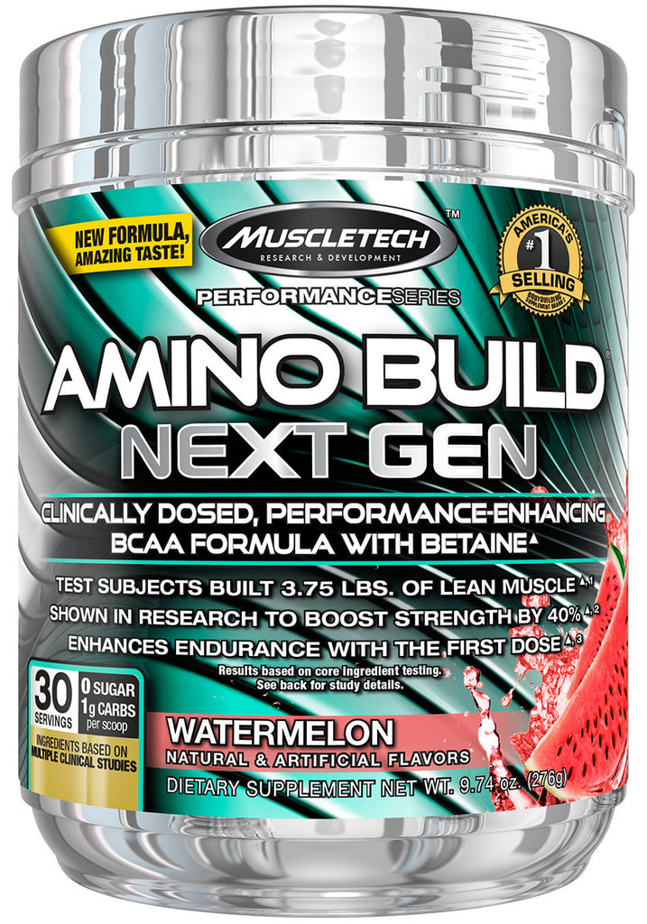 Amino Build - Next Gen, Icy Rocket Freeze - 276g