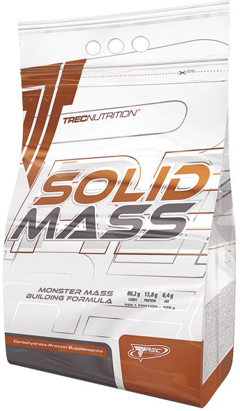 Solid Mass, Chocolate Delight - 5800g