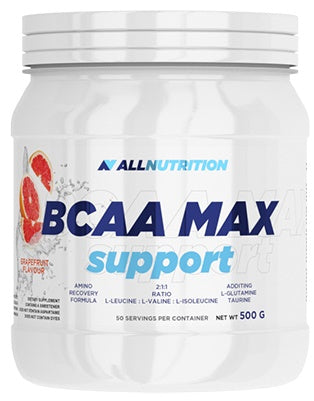BCAA Max Support, Lemon - 500g