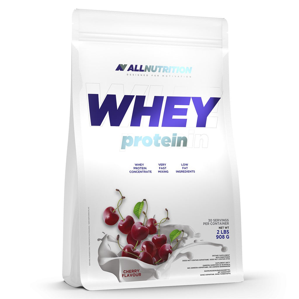 Whey Protein, Double Chocolate - 908g