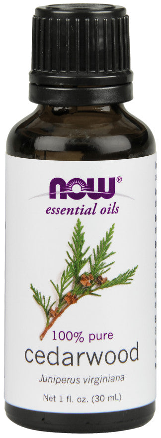Essential Oil, Cedarwood Oil - 30 ml.