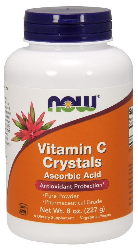 Vitamin C Crystals - 227g