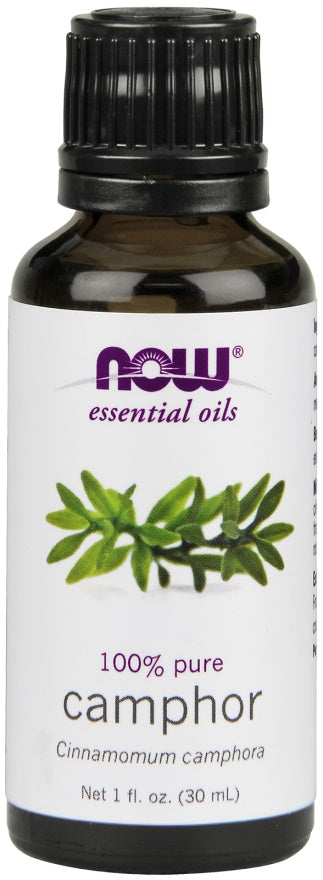 Essential Oil, Camphor Oil - 30 ml.